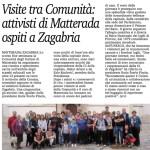 CI Materada a Zagabria, CIZ, 16 maggio 2015