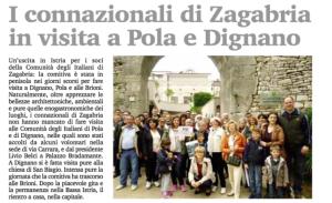 Izlet u Istru, 18. i 19. travanj 2015