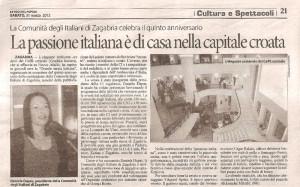 La Voce del Popolo 31.03.2012.